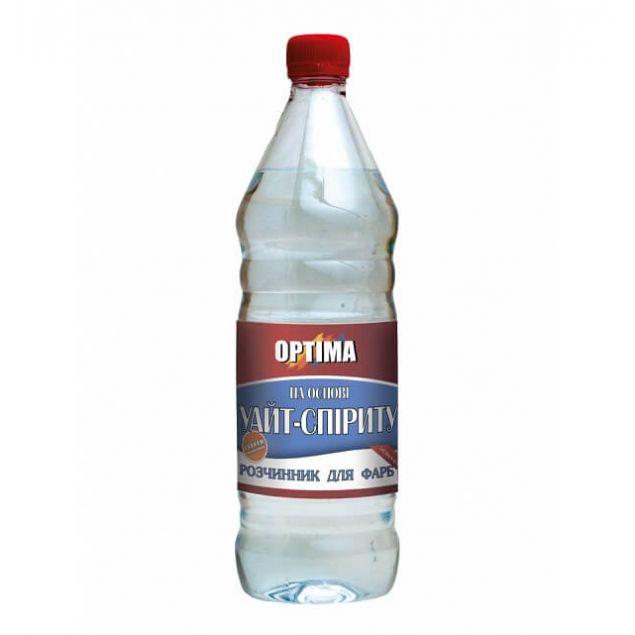 Растворитель для краски на основе Уайт-спирита ОРТIМА 0,8л - 1
