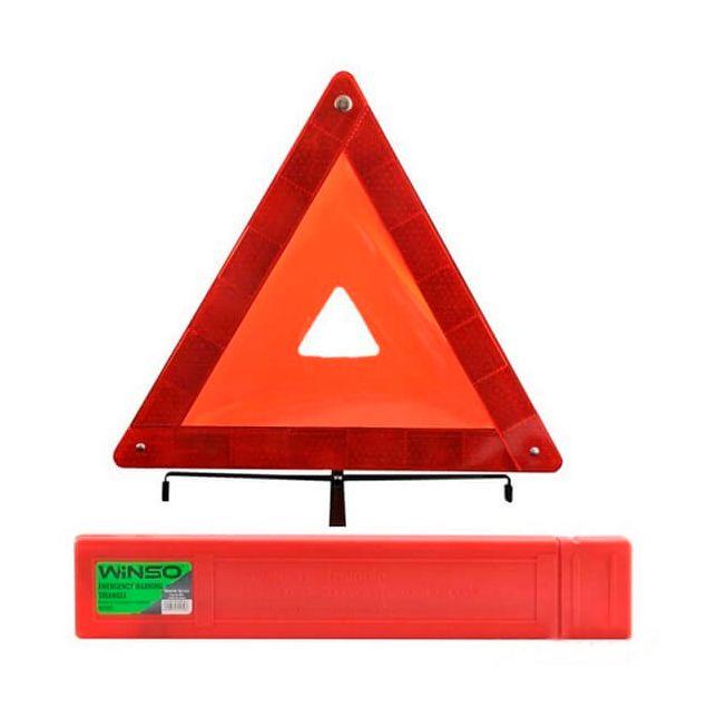 Знак аварийной остановки WIINSO евро стандарт 149400 - 1