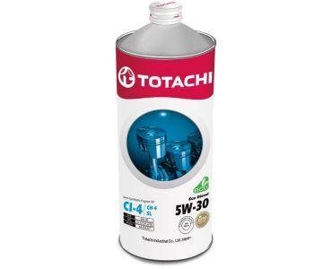 Автомасла - Масло моторное TOTACHI Eco Diesel 5W-30 1л - Автомасла