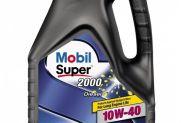 Масло моторне MOBIL SUPER 2000х1 10W40 4 л - 1