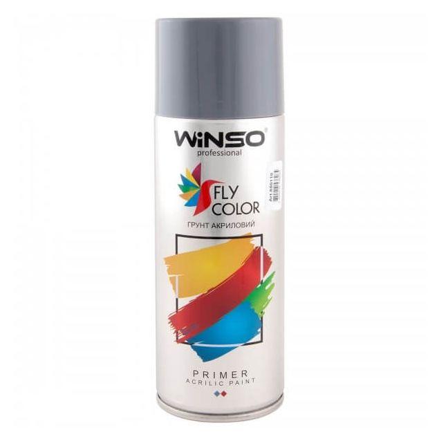Ґрунтовка Winso Spray темно-сіра RAL7015 880110 450мл - 1