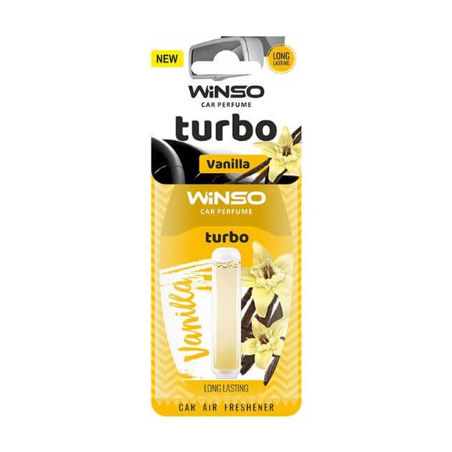 Ароматизатор Winso Turbo Vanilla капсула 532810 - 1