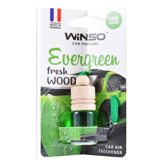 Ароматизатор Winso Fresh WOOD Evergreen - 1