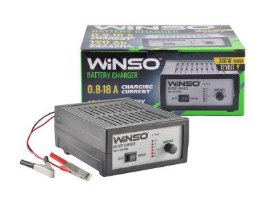 Пуско-зарядное устройство в Днепре - Зарядное устройство для АКБ WINSO 139200