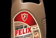 Масло моторное Felix SEMI SG/CD 10W-40 4л - 1