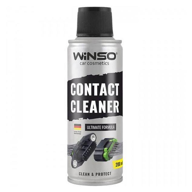 Очиститель электроконтактов Winso CONTACT CLEANER 200мл - 1
