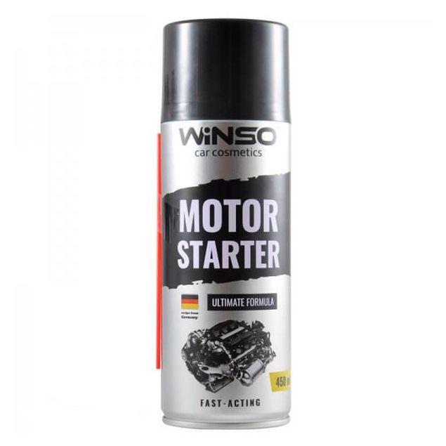 Быстрый старт Winso Motor Starter 820170 450мл - 1