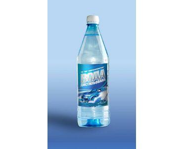 - Вода дистильована 5 л.(Запоржавтопобутхим) -