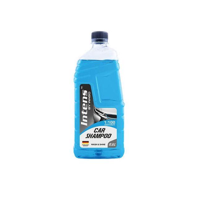 Автошампунь концентрат WINSO INTENSE Car Shampoo Wash & Shine 0,5л 810910 - 1
