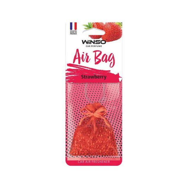Ароматизатор WINSO AIR BAG Strawberry - 1