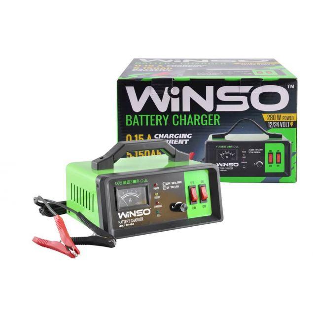Зарядное устройство для АКБ WINSO 139400 - 1