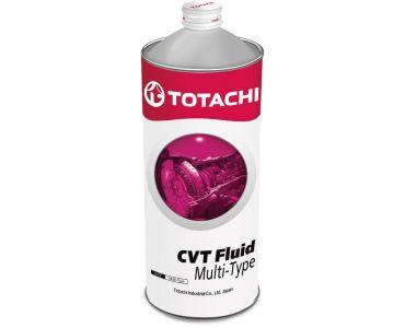 Автомасла - Масло трансмиссионное TOTACHI ATF CVT MULTI-TYPE 1л - Автомасла