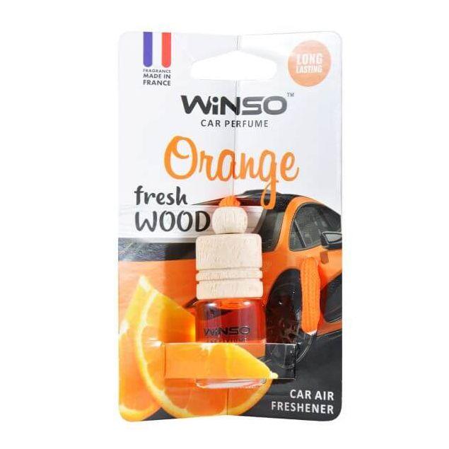 Ароматизатор WINSO WOOD 4 Orange 530390 - 1