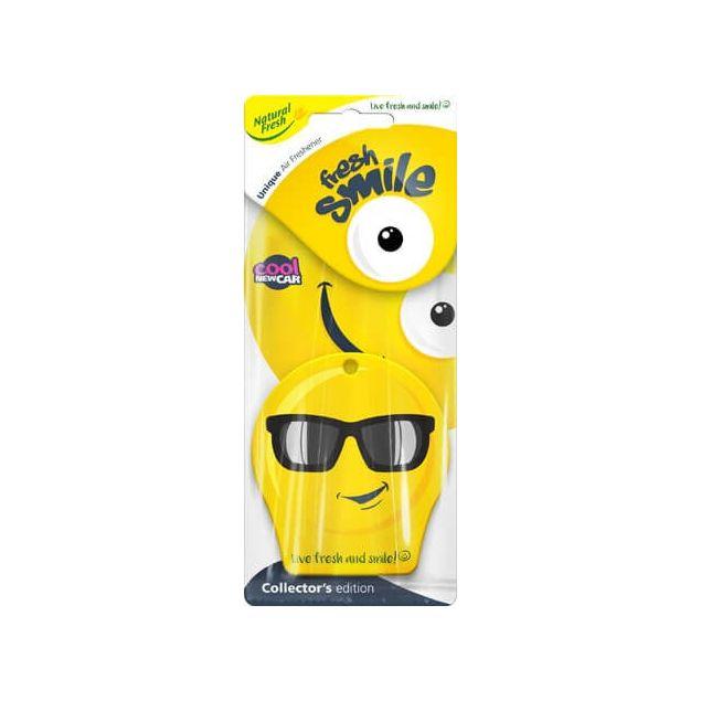 Ароматизатор Elix FRESH SMILE NEW CAR - 1