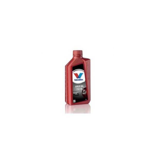 Масло трансмиссионное VALVOLINE AXLE OIL 75W-90 1л - 1