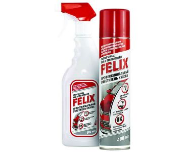 Автокосметика для кузова - Очищувач кузова Felix 500мл -