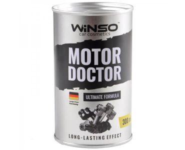 Присадки в двигатель - Восстановительная присадка Winso Motor Doctor 820200 300мл - Присадки и добавки