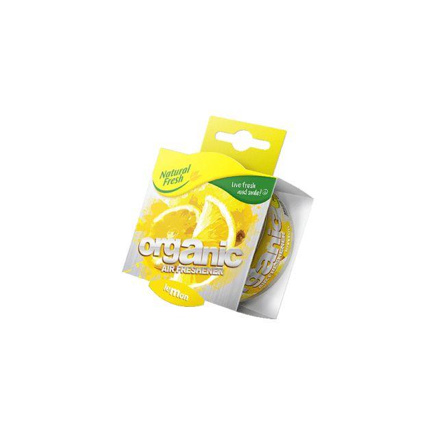 Ароматизатор Elix Organic Can PURE with Lid Lemon - 1