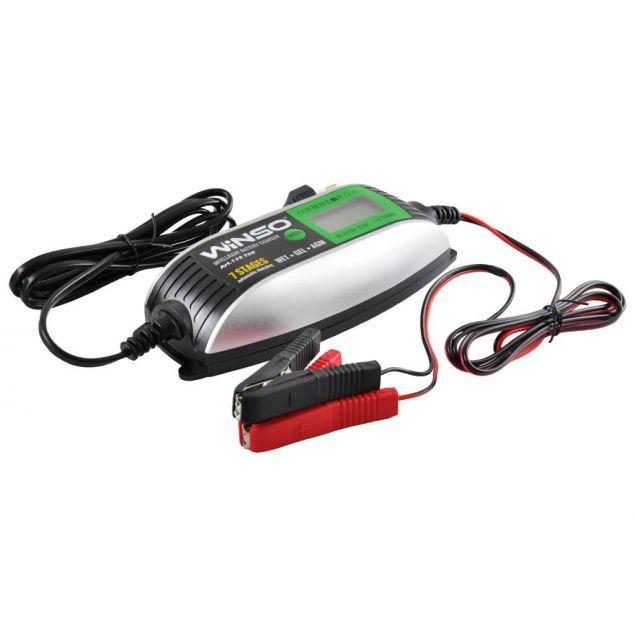 Зарядное устройство интелектуальное для АКБ WINSO 4A 139700 - 5