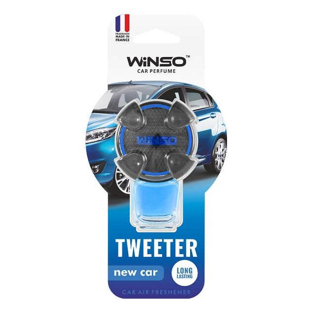 Ароматизатоор WINSO Tweeter New Car - 1