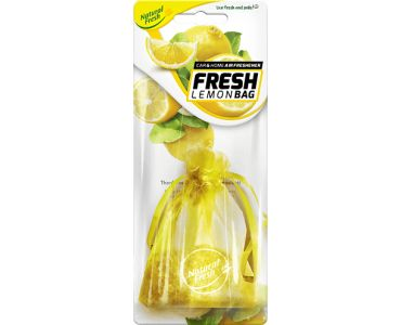 - Ароматизатор Elix Fresh BAG Lemon -