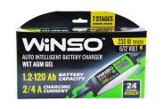 Зарядное устройство интелектуальное для АКБ WINSO 4A 139700 - 2