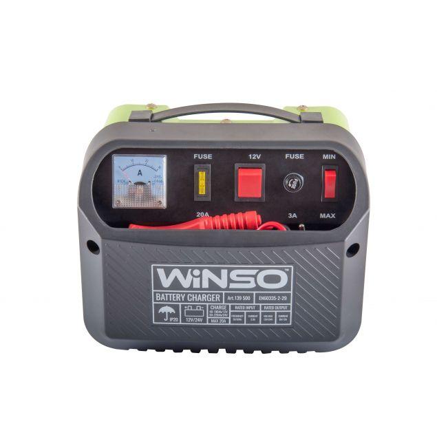 Зарядное устройство для АКБ Winso 139500 - 6