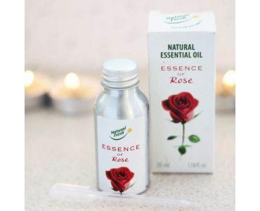 Ароматерапия в Днепре - Эфирное масло Elix ESSENCE Natural Essential Oil Rose