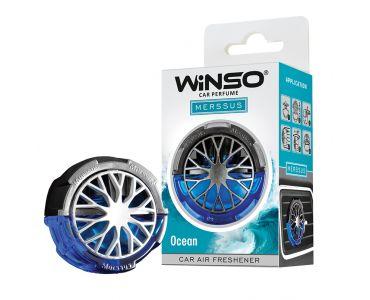 Ароматизатор в машину - Ароматизатор WINSO Merssus на дефлектор Ocean 534500