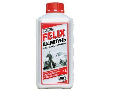 Жидкости для мойки авто - Автошампунь Felix для бесконтактной мойки 1л - Жидкости для мойки