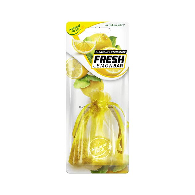 Ароматизатор Elix Fresh BAG Lemon - 1