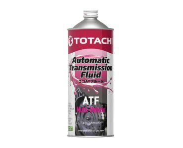 Автомасла - Масло трансмиссионное TOTACHI ATF MULTI-VEHICLE GM DEXRON III 1л - Автомасла
