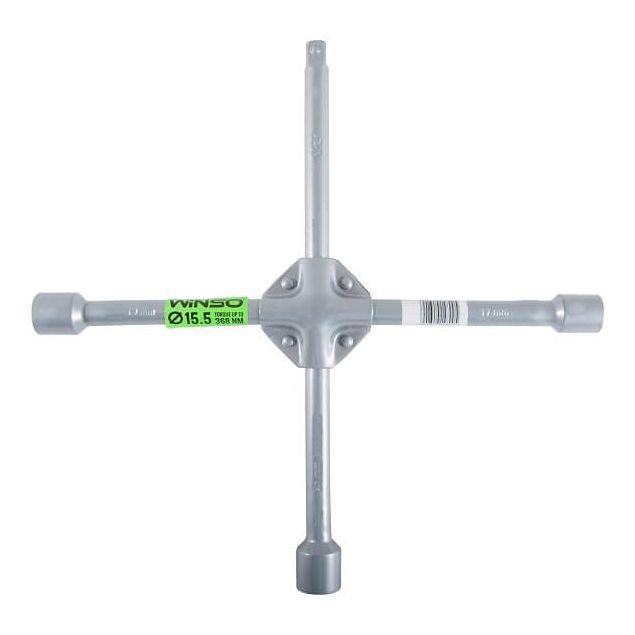 Ключ колесный WINSO усиленный крестообразный 148000 - 1