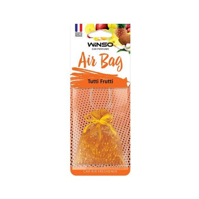 Ароматизатор WINSO AIR BAG Tutti Frutti - 1