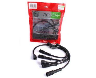 Провода зажигания - Zollex Комплект проводов зажигания Газель-406 ((ZP-33) -