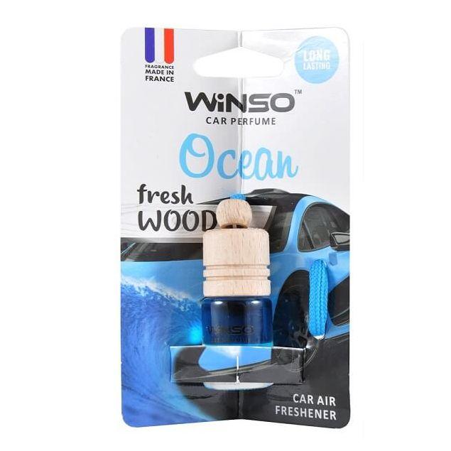 Ароматизатор Winso Fresh WOOD Ocean 530320 - 1