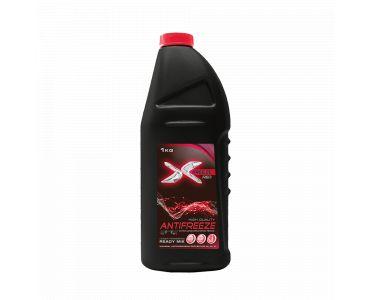 - Т. З Антифриз X-FREEZE red, в п/е кан. 1 кг -