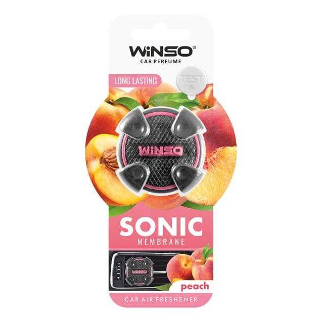 Ароматизатор Winso Sonic на дефлектор Peach 533200 - 1