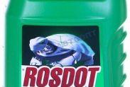 Тормозная жидкость ROSDOT 4 EKO DRIVE 455гр - 1