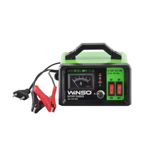 Зарядное устройство для АКБ WINSO 139300 - 3