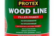 Лак порозаполняющий Protex для паркета и дерева PROTEX WOOD LINE (0,7) - 1