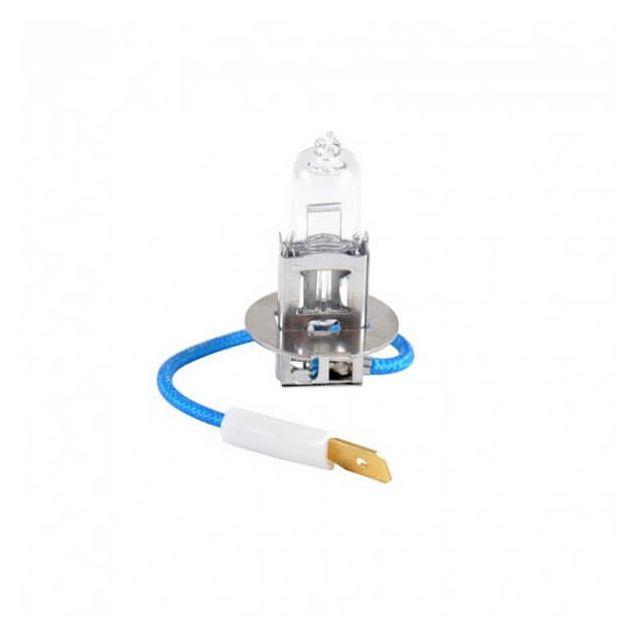 Галогенная лампа Winso HYPER +30% 12V H3 55W PK22s 3200 K (712300) - 1