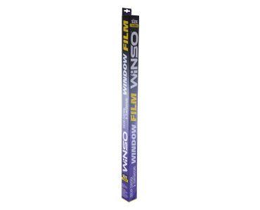 Защита от солнца - Тонировочная пленка Winso 75 х 300 см Super Dark Black 375330 -