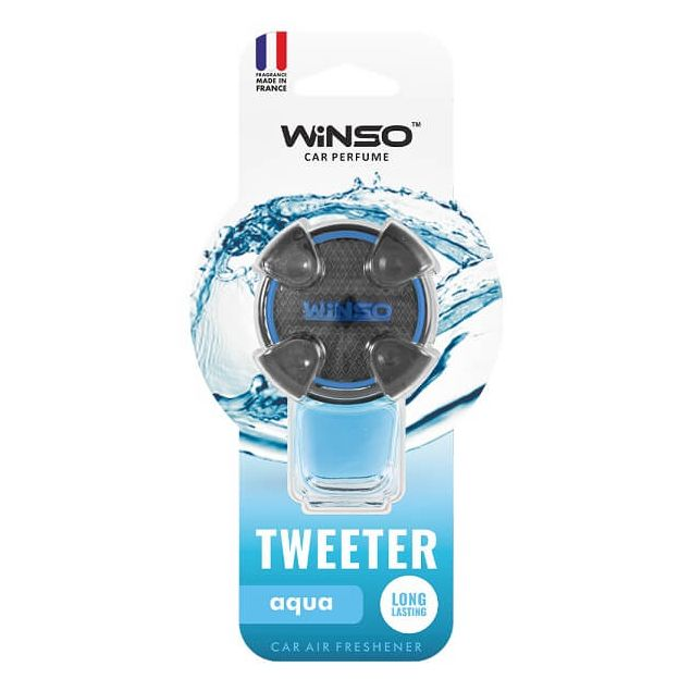Ароматизатоор WINSO Tweeter Aqua - 1