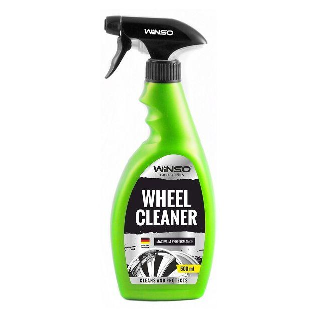 Очиститель дисков WINSO WHEEL CLEANER 500мл 810540 - 1