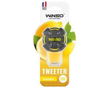 - Ароматизатоор WINSO Tweeter Lemon -