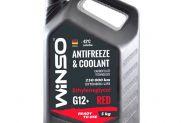 Антифриз Winso Red G12+ -42 5 кг Красный - 1