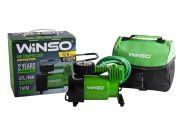 Автокомпрессор Winso с автостопом 124000 170Вт - 2