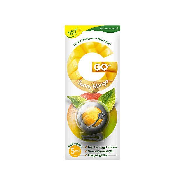 Ароматизатор Elix GO GEL Mango - 1