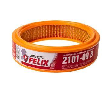 Фильтры для автомобилей - Элемент фильтрующий очиcт. возд. FELIX 2101-09 B - Фильтры